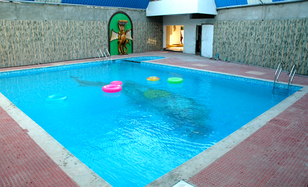 Aadhithya The Family Pool - Welcomes You